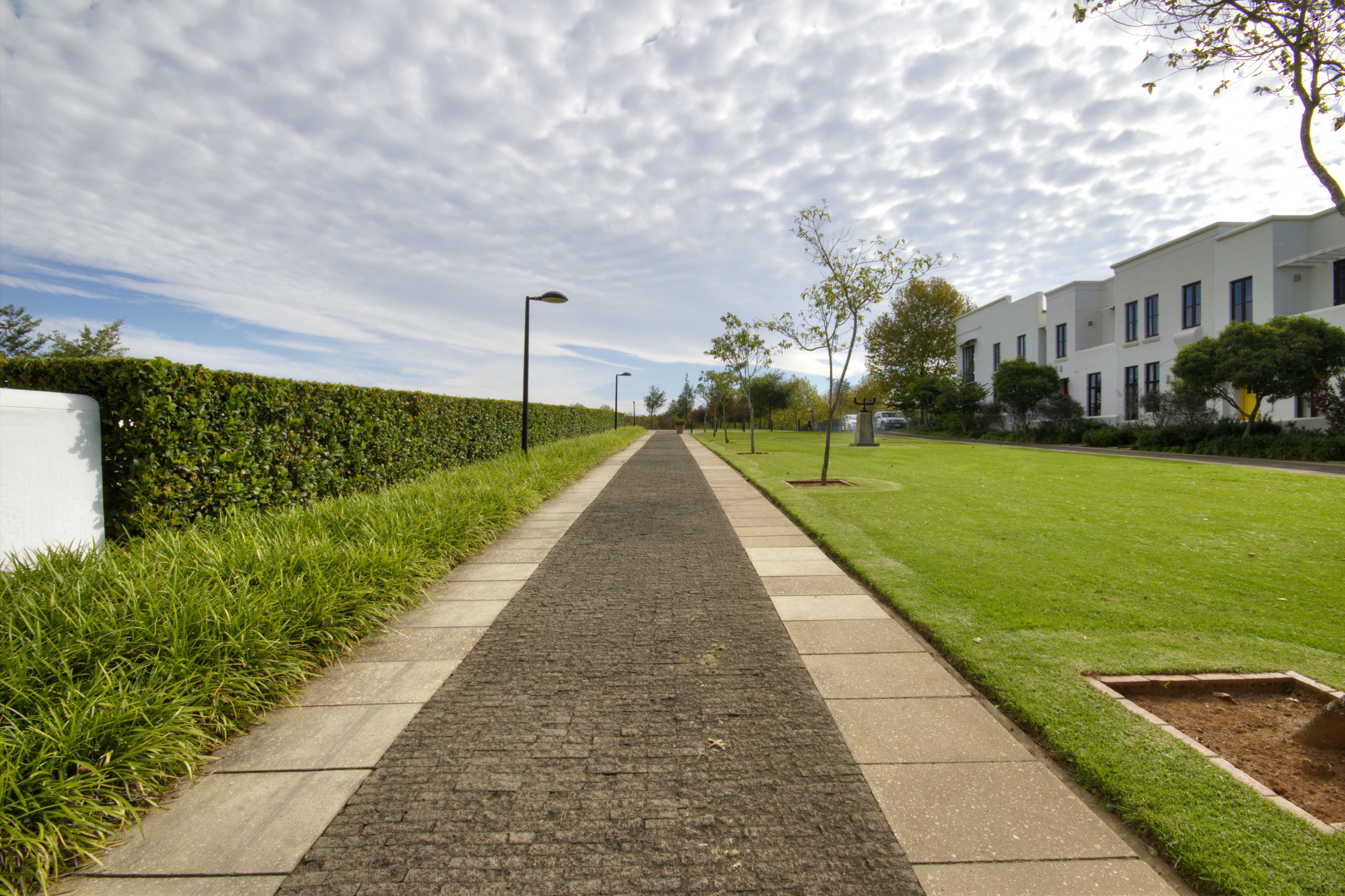 The Promenade - for beautiful views of the surrounding farmland